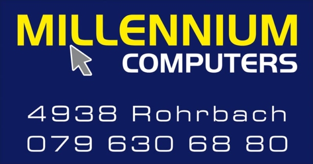 Millennium Computers Logo
