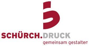 Schürch Druck Logo