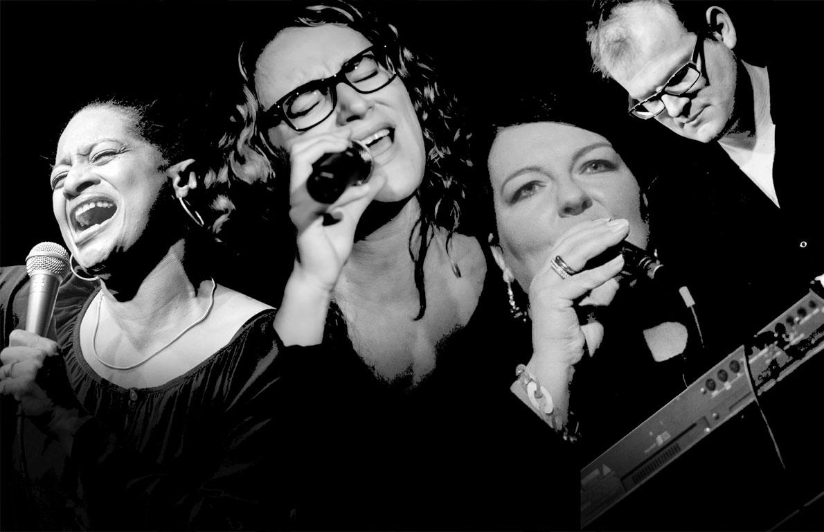 Sandra Rippstein Freda Goodlett Trio