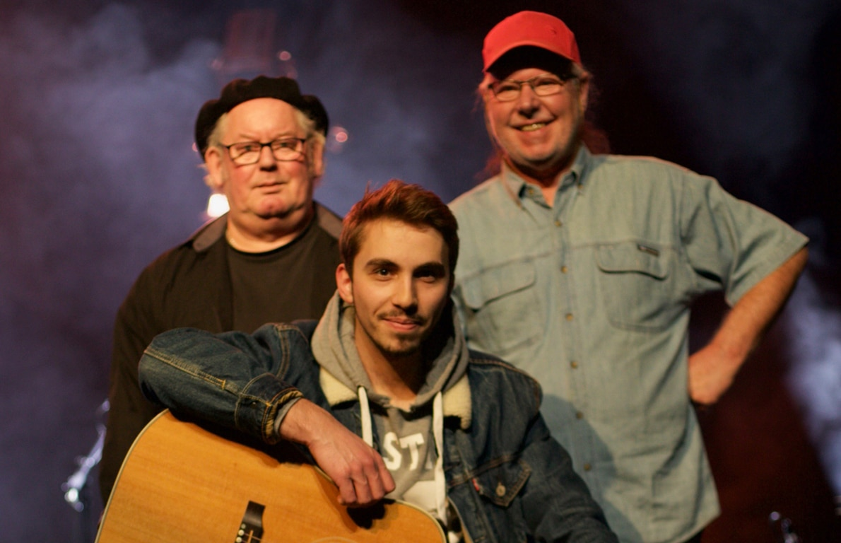 Flo Bauer Blues Trio
