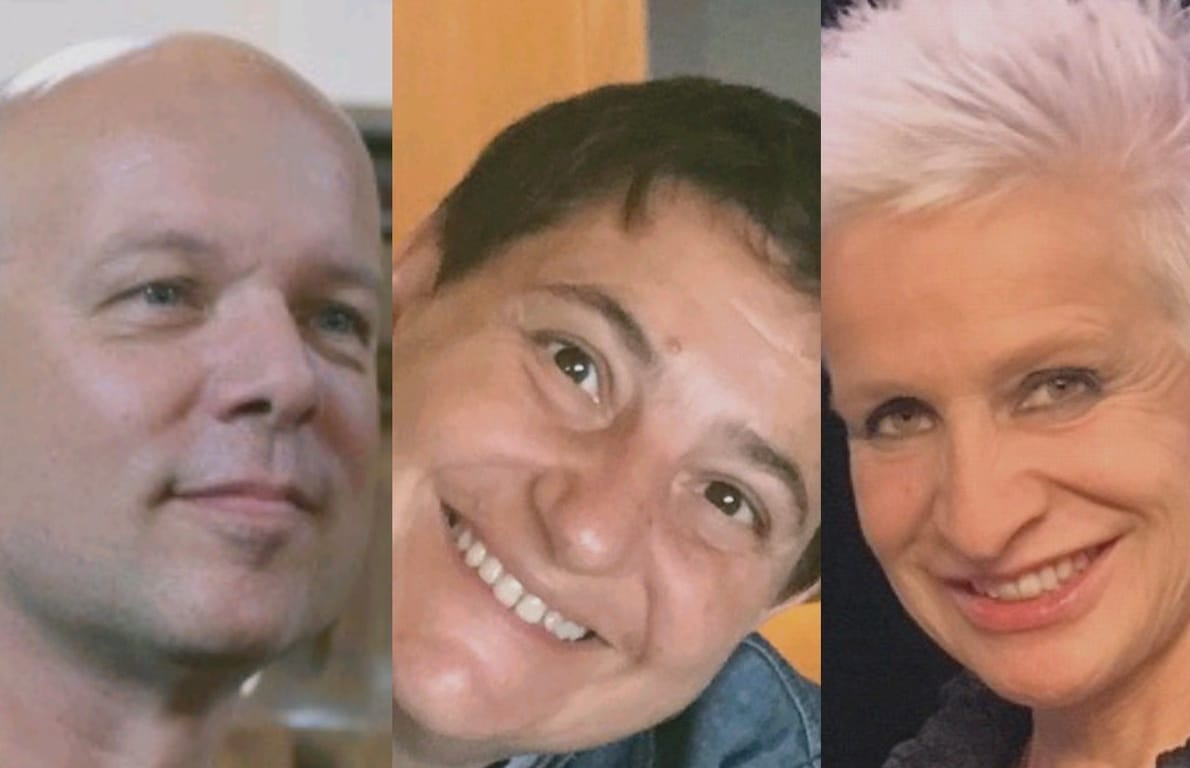 Nina Dimitri / Thomas Aeschbacher / Silvana Gargiulo